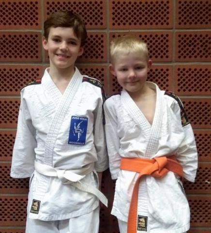 Willem en Simon